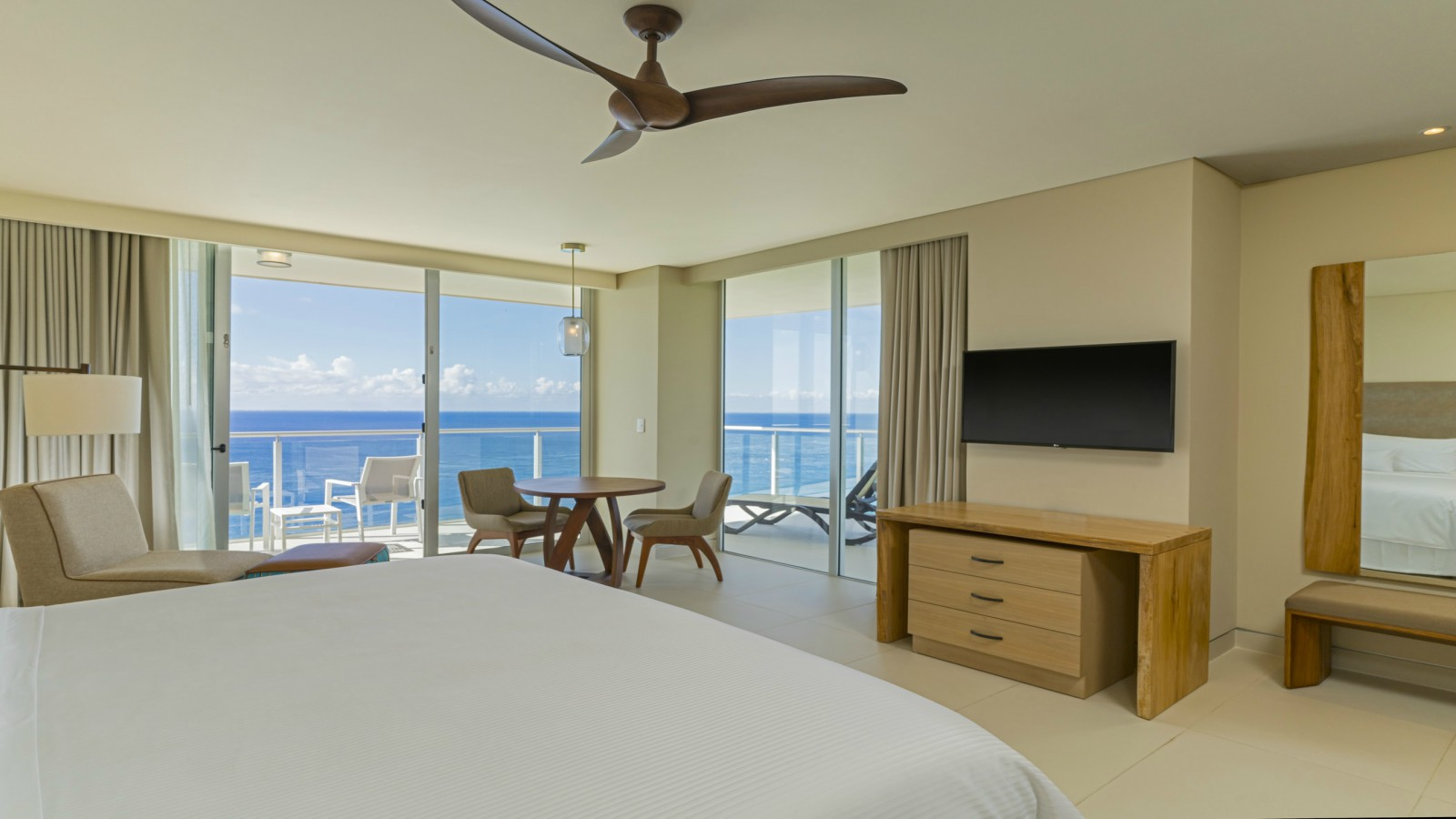 Classic Room Balcony - The Westin Cozumel